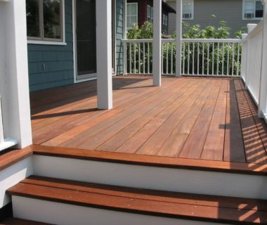 The Benefits of Regular Deck Staining