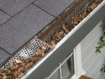 Five Benefits of Gutter Gaurds